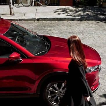 2019 Mazda CX-5 front exterior