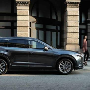 2019 Mazda CX-9 exterior side view