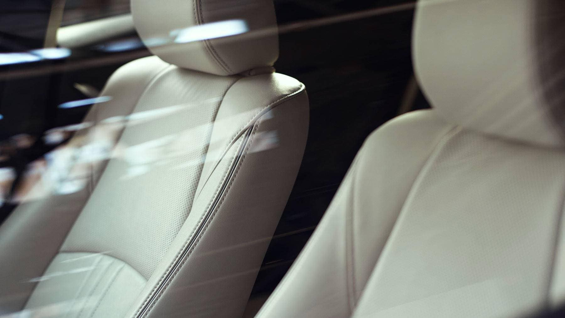 2019 Mazda CX-3 seats