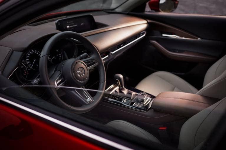 New 2020 Mazda CX-30 Interior