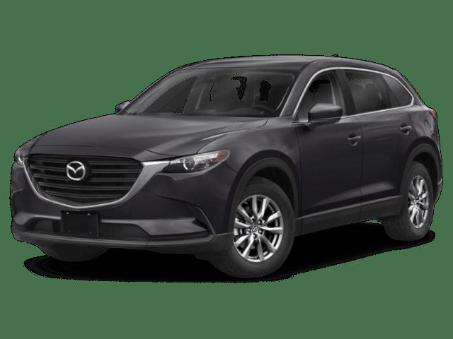 2019 Mazda CX-9 Sport in charcoal