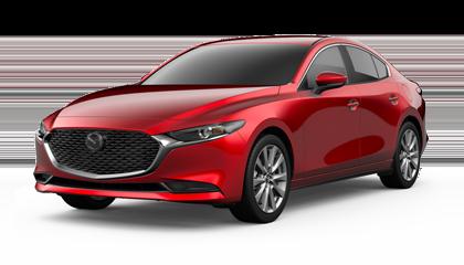2020 Mazda 3 Select