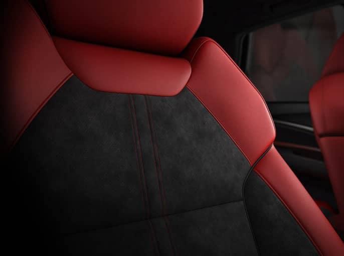 2019 Acura MDX Alcantara Interior