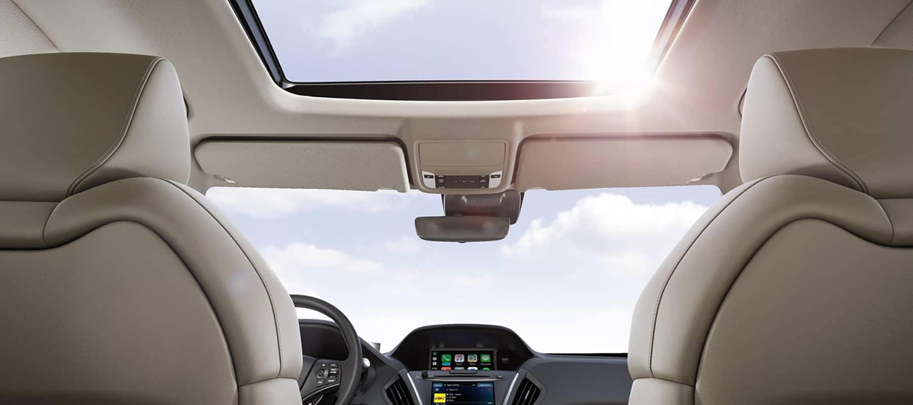 2019 Acura MDX Sunroof
