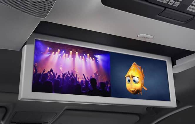 2019 Acura MDX Rear Entertainment