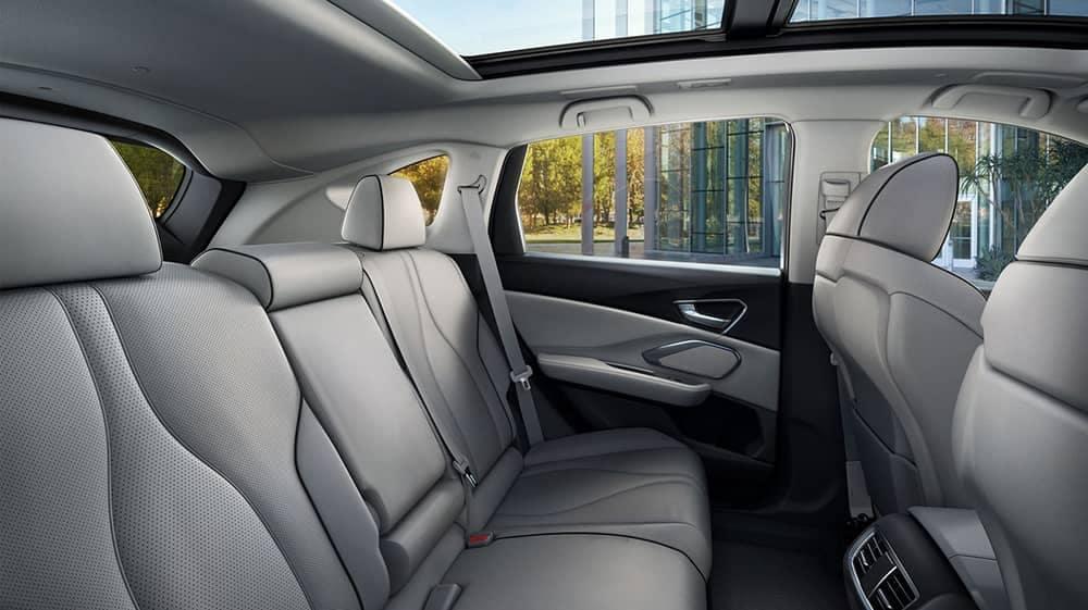 2019 Acura RDX Backseat