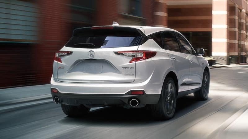 2019 Acura RDX Exterior Accessories