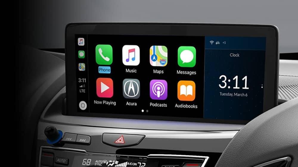 2019 Acura RDX Standard Technology