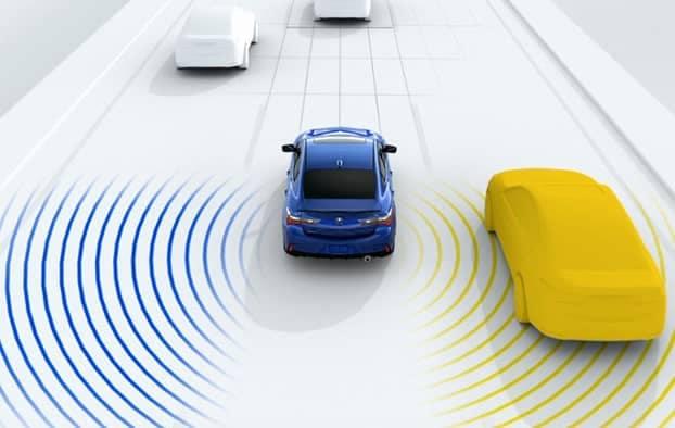 2019 Acura ILX Blind Spot Warning