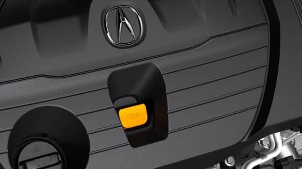 2019 Acura RDX Engine