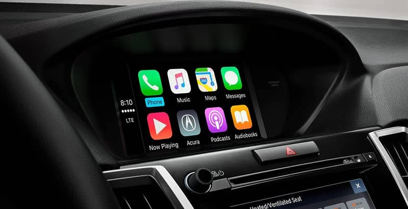 2019 Acura TLX Apple Carplay