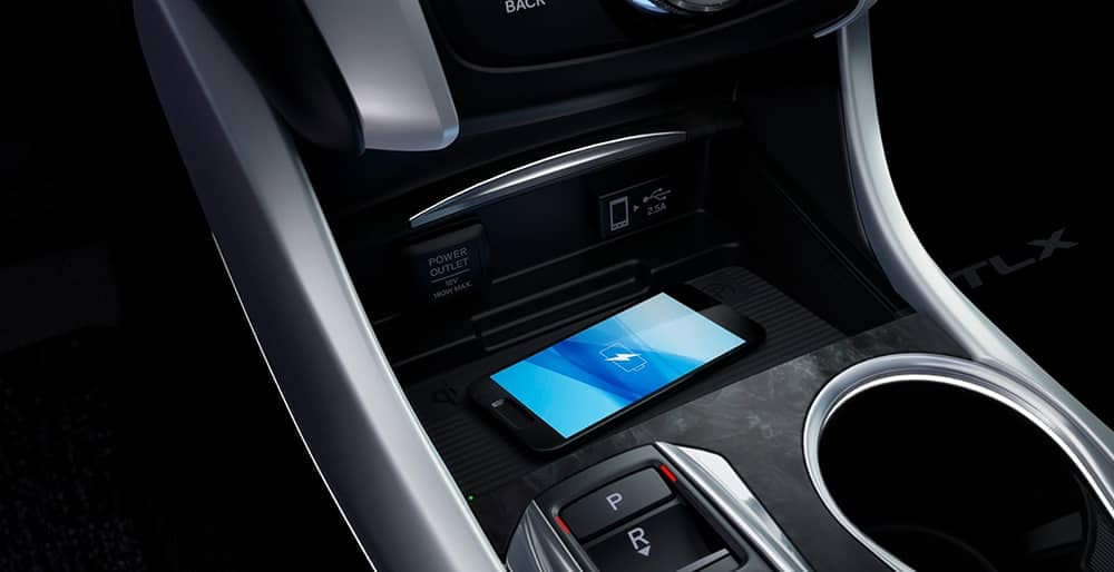 2019 Acura TLX Charger