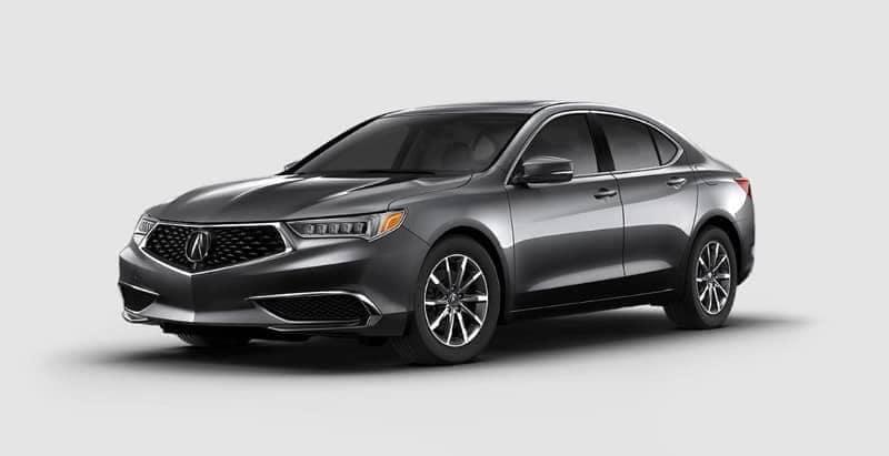 2019 Acura TLX Standard Trim