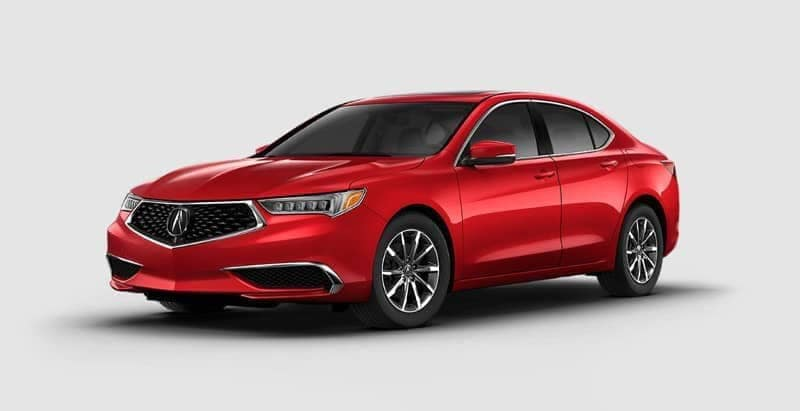2019 Acura TLX Tech Package