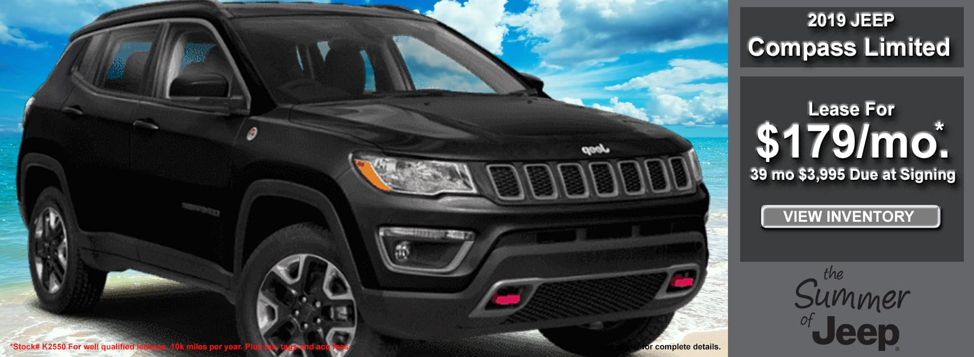 Compass Limited Lease June 2019