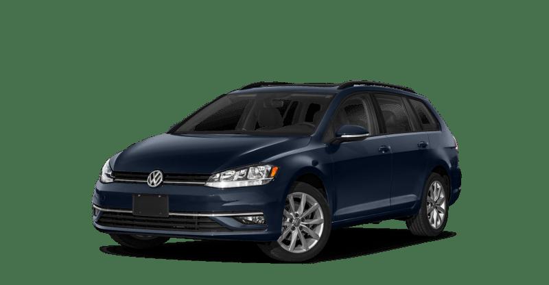 2018 Volkswagen Golf SportWagen - Hero