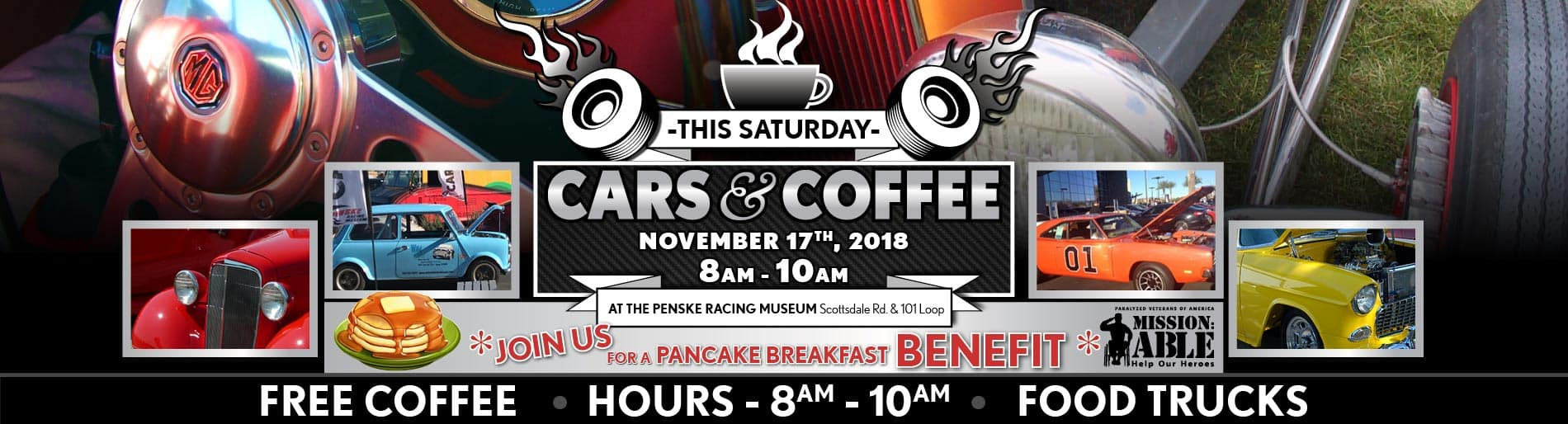 Cars andn Coffee