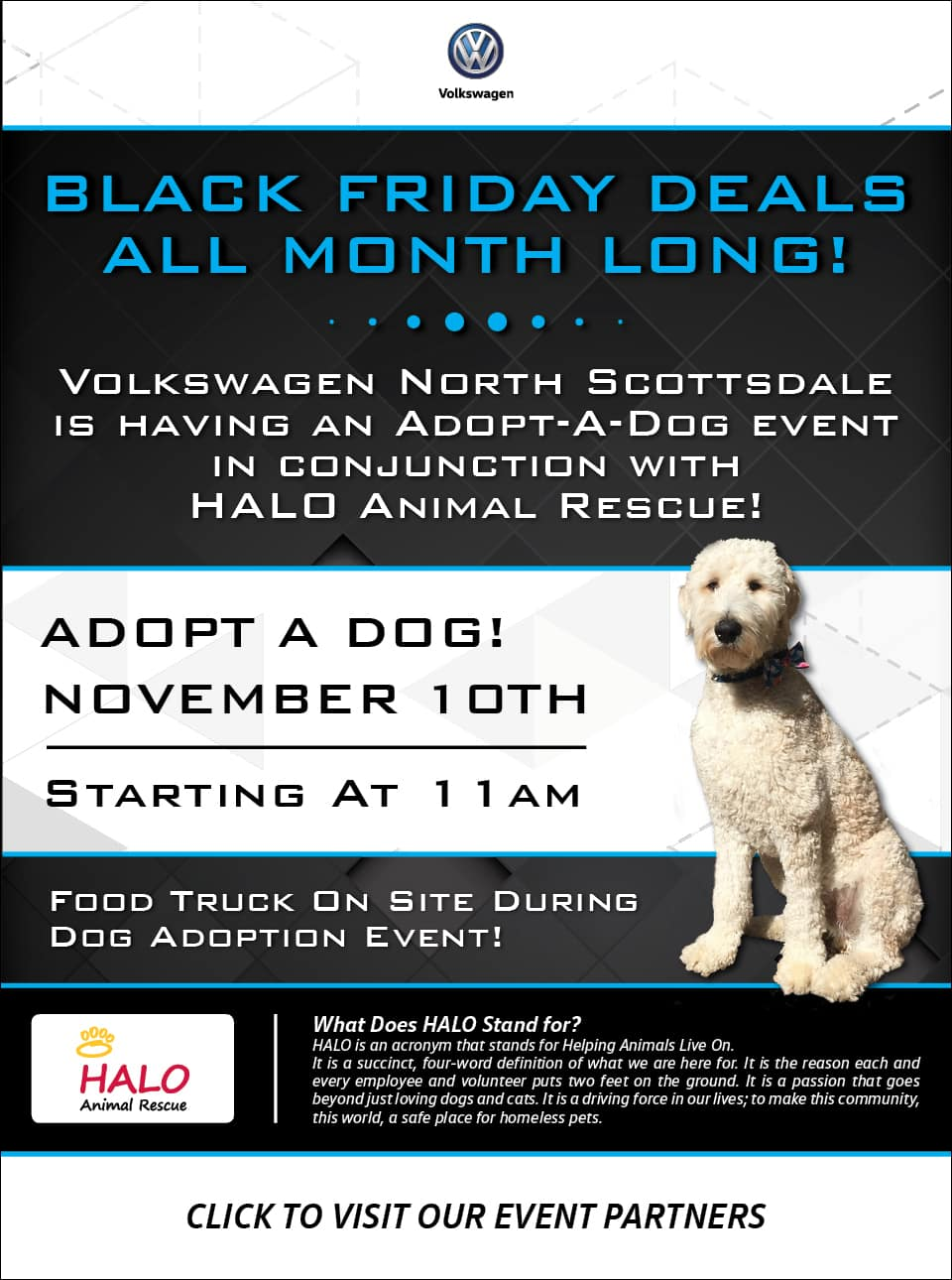 VWNS Halo Event Nov 18