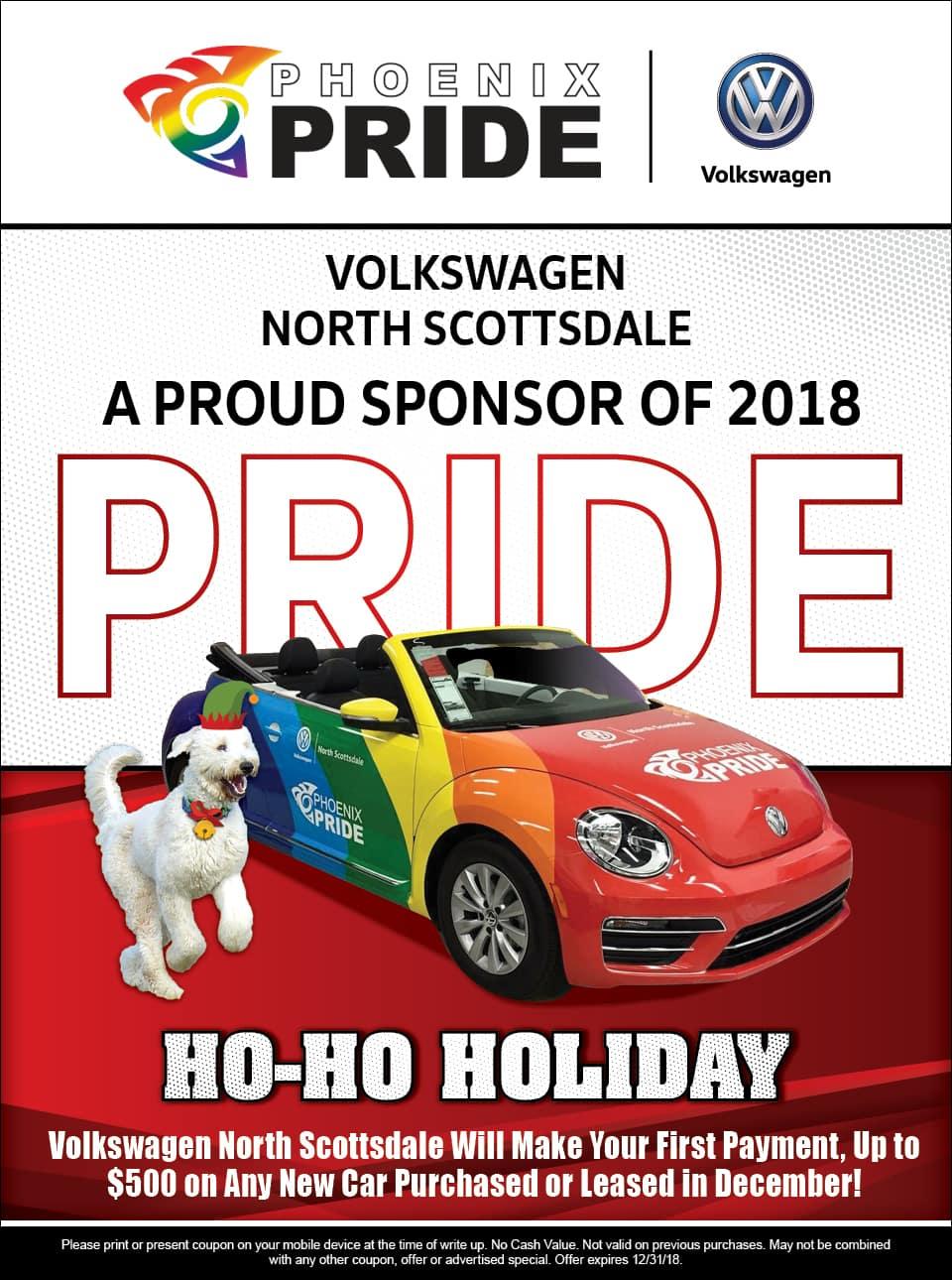 VW Pride