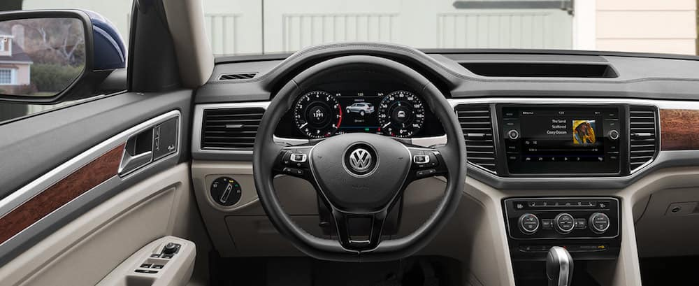 Volkswagen Atlas dashboard
