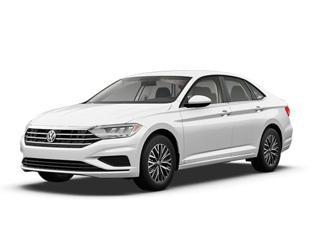 New 2020 Volkswagen Jetta S Automatic w/ULEV Front Wheel Drive Sedan