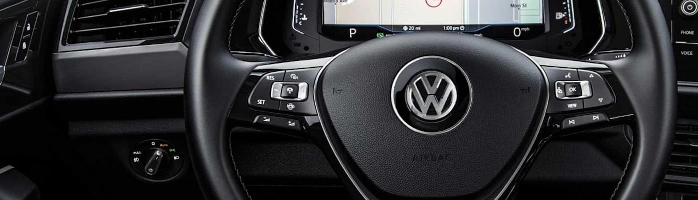 Volkswagen Steering Wheel