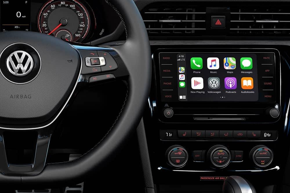 2020 VW Passat Technology