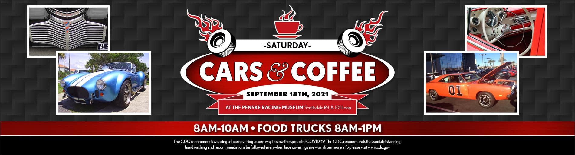 Cars & Coffee 9/18/2021