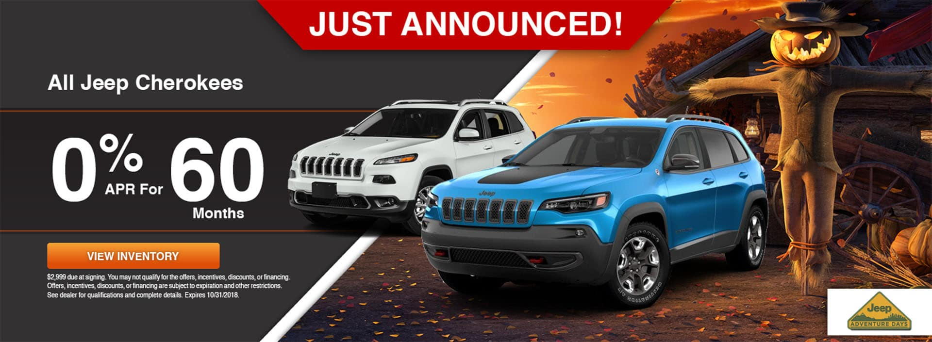 New Jeep Cherokee for Sale in Waseca, MN