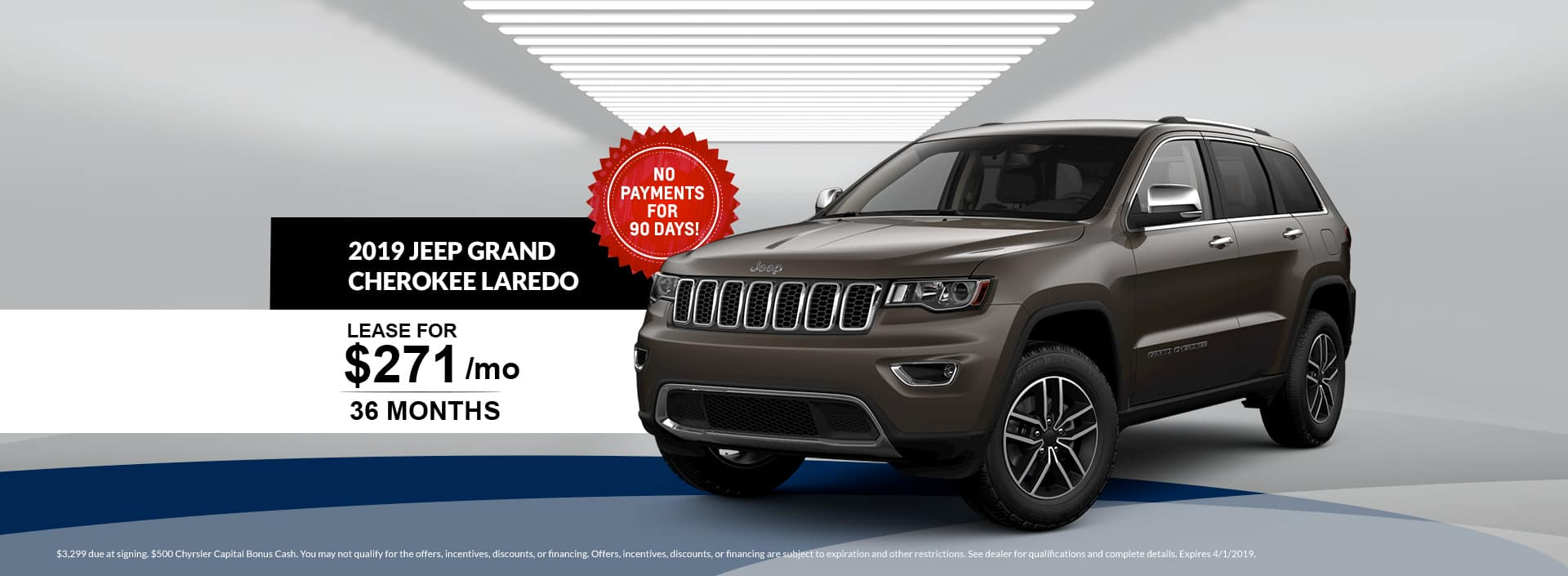 2019 Jeep Grand Cherokee Laredo Special in Waseca, MN
