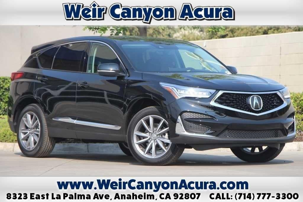 2019 Acura RDX with Tech