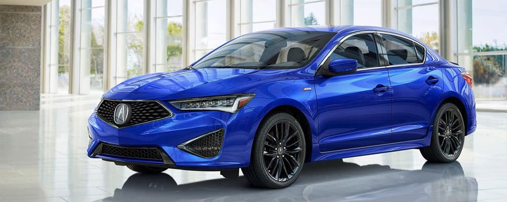 2019 Acura ILX in Showroom