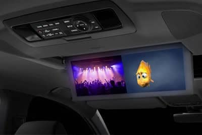2019 Acura MDX Entertainment Package with Ultrawide VGA screen