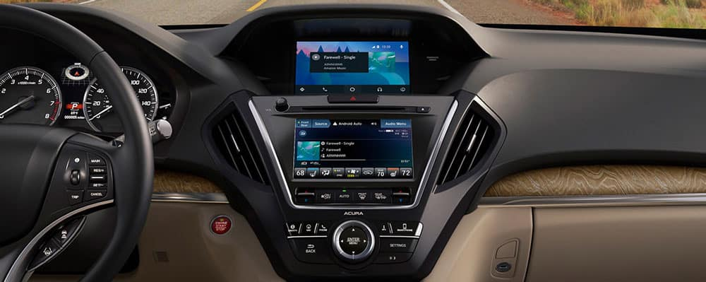 2020 Acura MDX Interior Technology Features