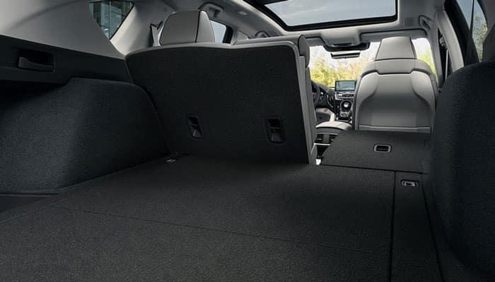2020 Acura RDX Interior Dimensions