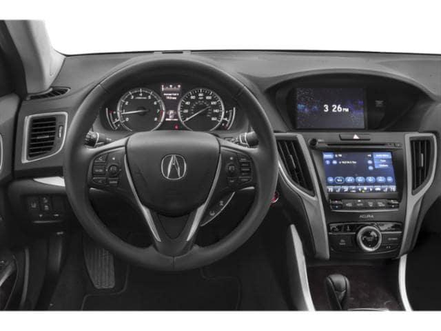 2020 Acura TLX Interior