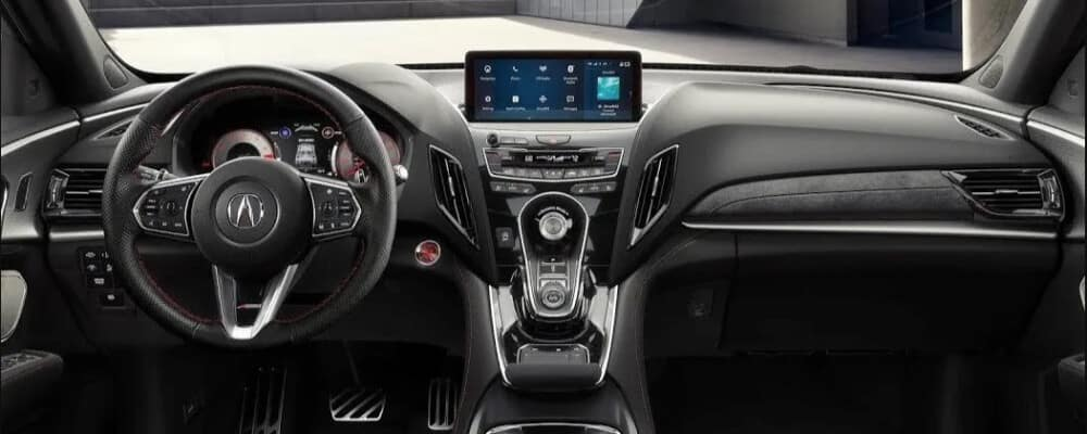 2021 Acura Technology Package Interior