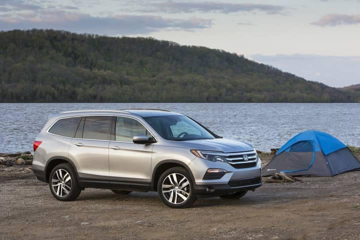 The Honda Civic And Pilot Models Have Earned Well Deserved Spots On The Top  Ten List Of Best Family Vehicles As Judged By The Automotive Experts At  Parents ...