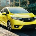 2017-Honda-Fit-Front-Exterior-in-Mystic-Yellow-Pearl