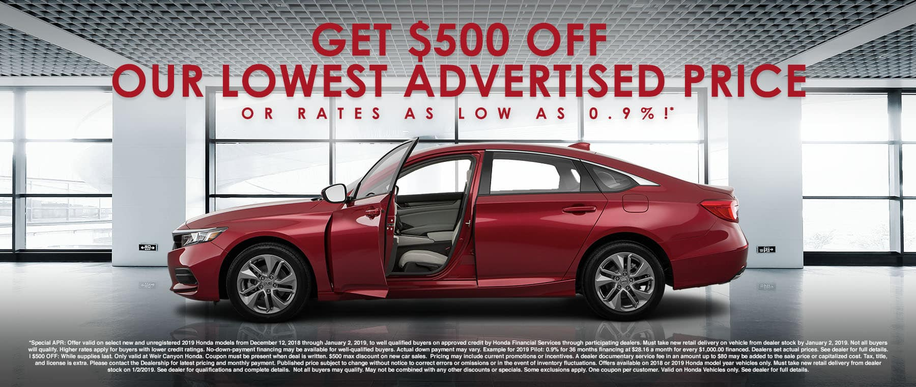 Honda Dealership Orange County >> Your Orange County Honda Dealer Weir Canyon Honda