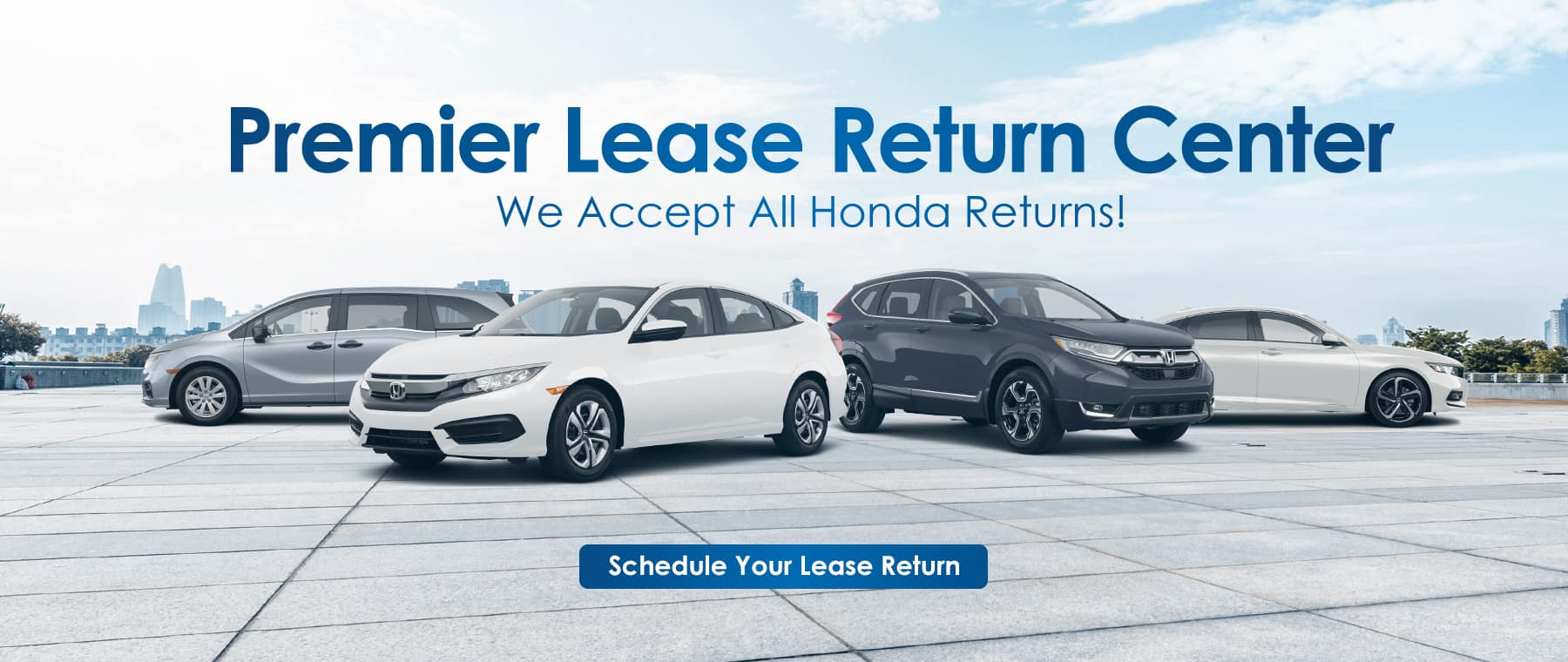 premier lease return banner