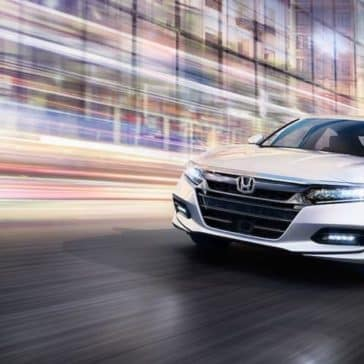 2019 Honda Accord Sedan performance