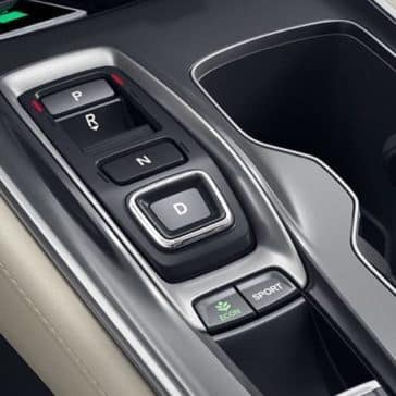 2019 Honda Accord Sedan controls