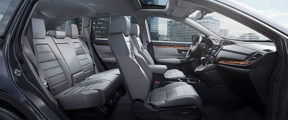 2019 Honda CR-V Interior Dashboard Features