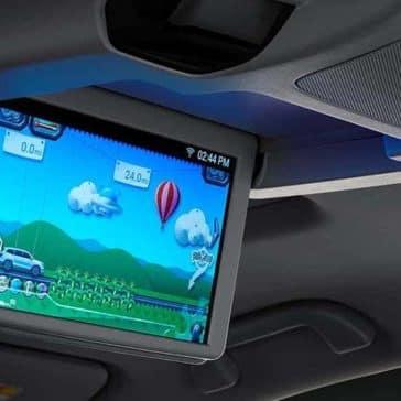 2019 Honda Pilot Rear Entertainment System
