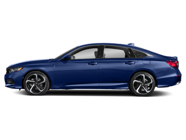 Blue 2019 Honda Accord Sport
