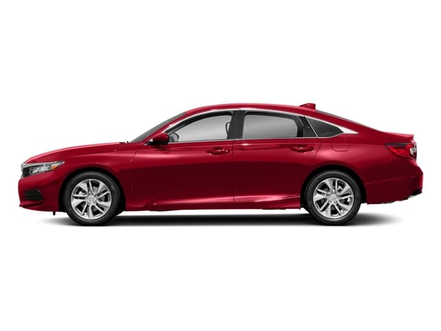 Red 2018 Honda Accord LX