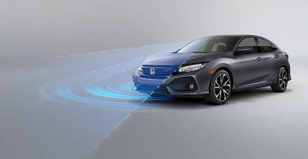 2019 Honda Civic HB Sensing