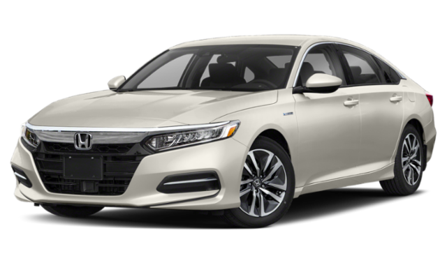 2019 Honda Accord Comparison Image