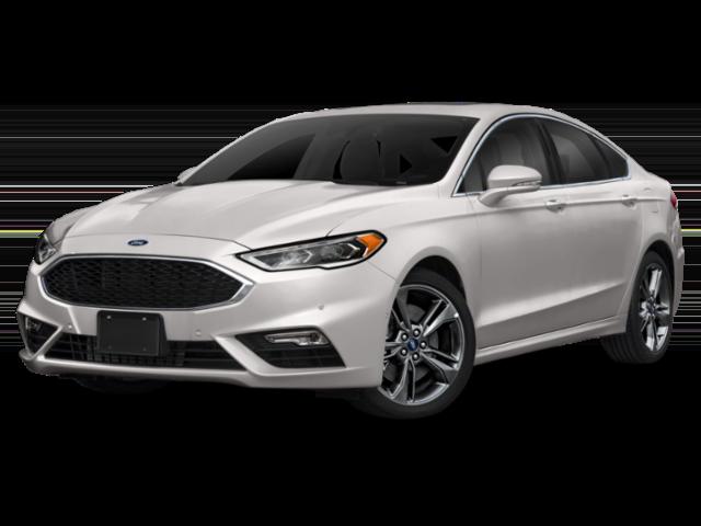 2019 Ford Fusion Comparison Image